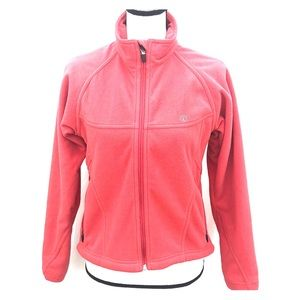 Pearl iZumi fleece zip up jacket small🚴🏼‍♀️